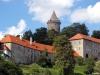 Hrad Rožmberk - Horní hrad