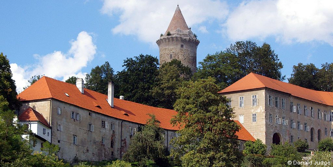 hrad Rožmberk